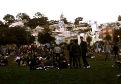 Dolores Park, The Mission