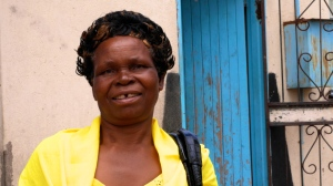 Elizabeth, Chair of Buhera Mothers Support Group