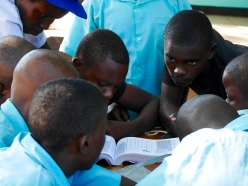 Studying the Camfed 'My Better World programme of life skills