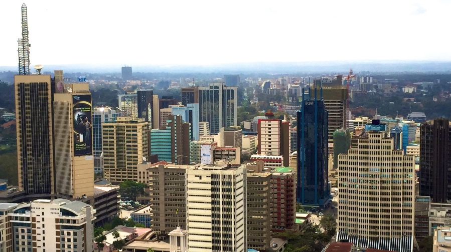 First Impressions fromNairobi