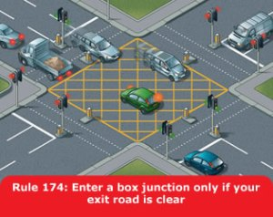 Nairobi traffic planners - please note.